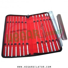 Bakes Rosebud Urethral Sounds 13 Pieces