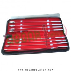 Bakes Rosebud Urethral Sounds 8 Pieces