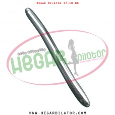 Hegar dilator 17-18 mm