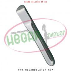 Hegar dilator 25 mm