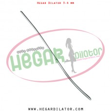 Hegar dilator 3-4 mm