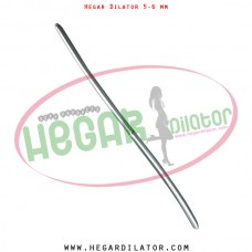 Hegar dilator 5-6 mm