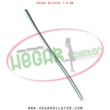 Hegar dilator 7-8 mm