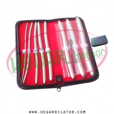 Hegar Dilator Set