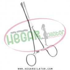 Pennington slotted forceps